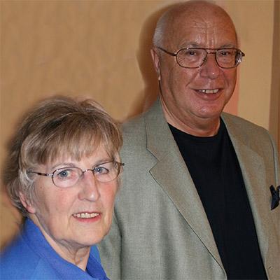 Doris und Kurt Bürgow